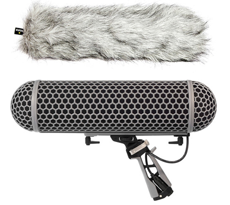 Rode Blimp for Shotgun Microphones