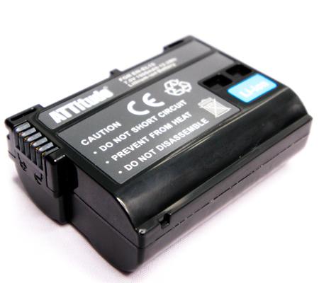 ATTitude Nikon EN-EL15 Battery