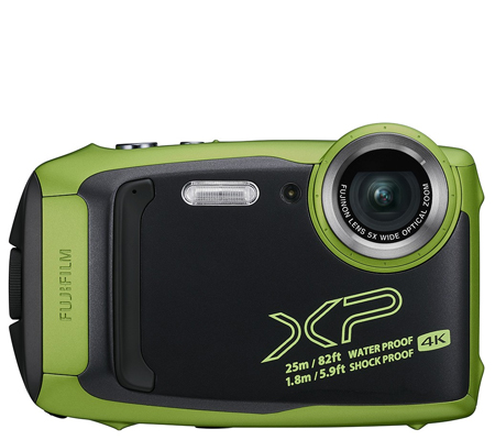 Fujifilm FinePix XP140 Digital Camera Green