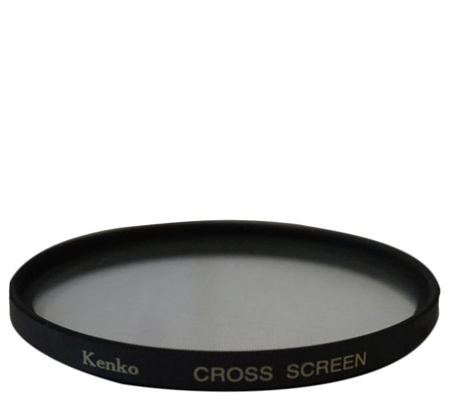 Kenko Cross Screen (4 Point) 62mm