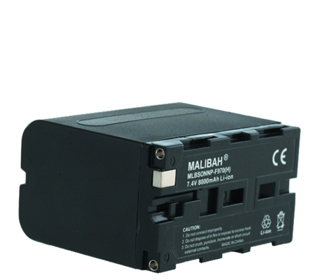 Malibah Sony NP-F970 Battery