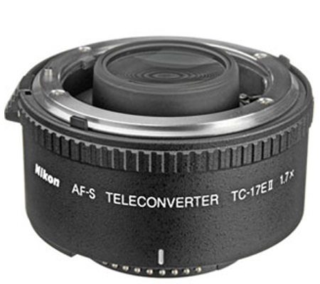 Nikon AF-S Teleconverter TC-17E II.