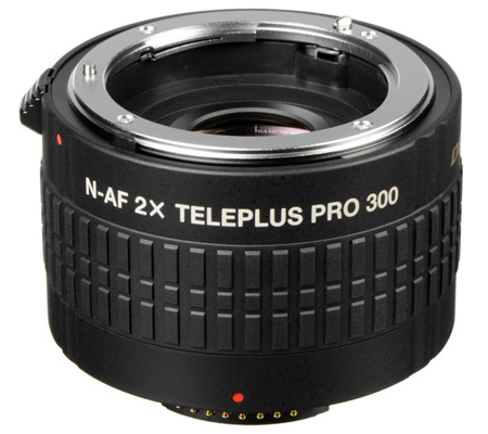 Kenko Teleplus 2X Pro 300 DGX Conversion Lens For Nikon.