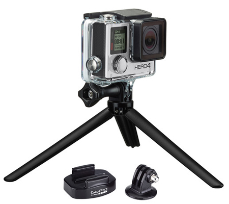 GoPro Tripod Mounts with Mini Tripod (ABQRT-002)