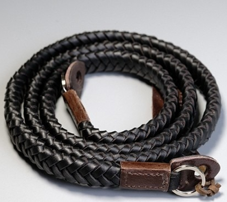 Barton Braided Vector Classic Black