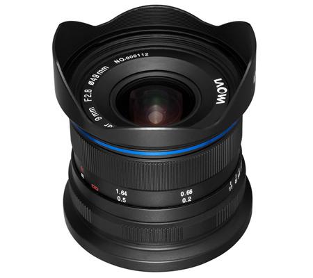 Laowa for Canon EF-M 9mm f/2.8 Zero-D Venus Optics