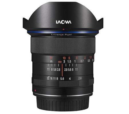 Laowa for Canon 12mm f/2.8 Zero-D Venus Optics