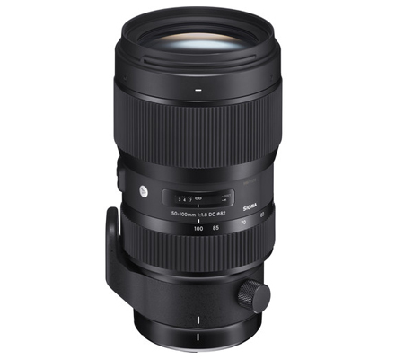 Sigma for Nikon 50-100 mm F 1.8 DC Art (A)