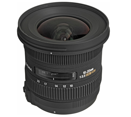 Sigma for Nikon 10-20mm f/3.5 EX DC HSM.