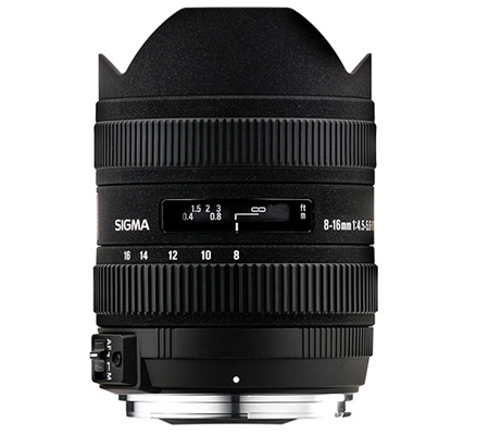 Sigma for Canon 8-16mm f/4.5-5.6 DC HSM.