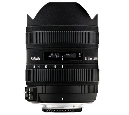 Sigma for Nikon 8-16mm f/4.5-5.6 DC HSM
