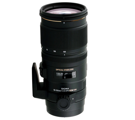 Sigma for Canon 50-150mm f/2.8 APO EX DC OS HSM