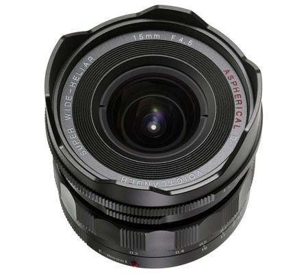 Voigtlander for Sony E-mount Super Wide-Heliar 15mm f/4.5 Aspherical III