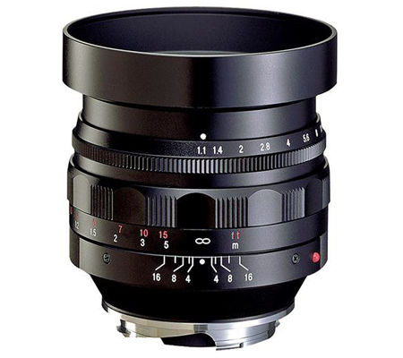 Voigtlander for Leica M 50mm f/1.1 Nokton