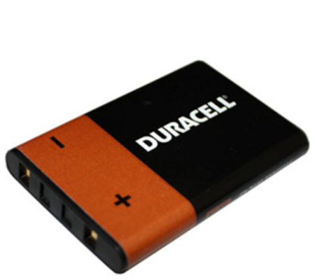 Duracell CP-1 Battery
