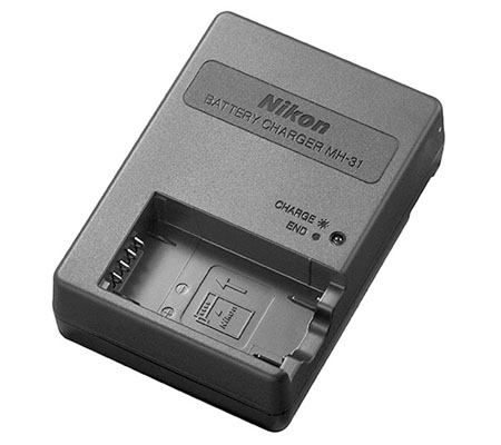 Nikon MH-31 Charger Battery EN-EL24 for Nikon 1 J5