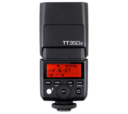 Godox Speedlite TT350N I-TTL for Nikon