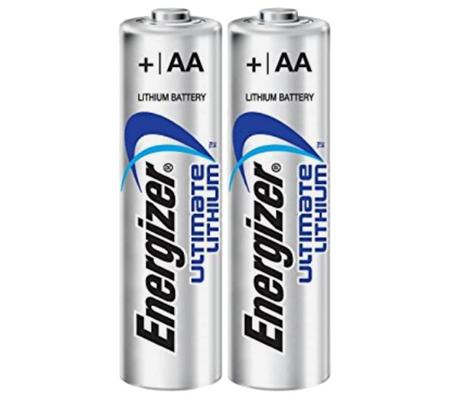 Energizer e2 Lithium AA 2pcs Battery