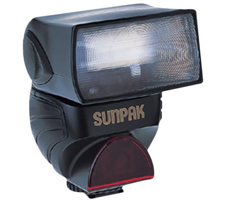 Sunpak PZ40X Flash for Nikon Camera