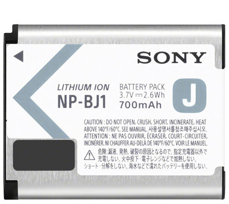 Sony NP-BJ1 Battery for Sony RX0 Camera