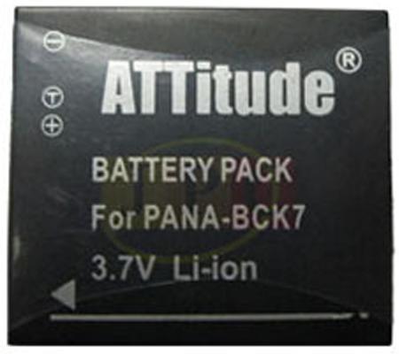 ATTitude Panasonic DMW-BCK7E Battery
