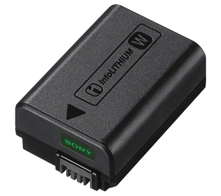 Sony NP-FW50 Battery for Sony A5100/A6000/A6400/A7/A7II/A7R/A7RII/A7SII