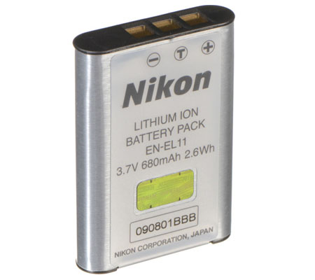 Nikon EN-EL11 Battery for Nikon Coolpix S550/ S560