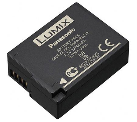 Panasonic DMW-BLC12 Battery
