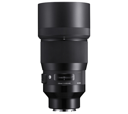 Sigma for Sony E 135mm f/1.8 DG HSM Art (A)