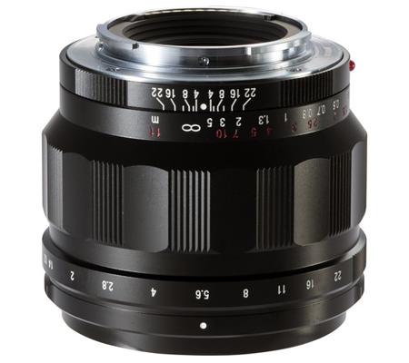 Voigtlander for Sony E Nokton 40mm f/1.2 Aspherical