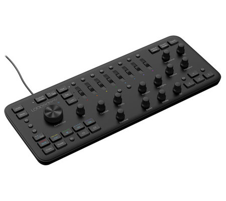 Loupedeck+ Photo & Video Editing Console
