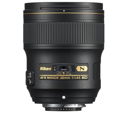 Nikon AF-S Nikkor 28mm f/1.4E ED N