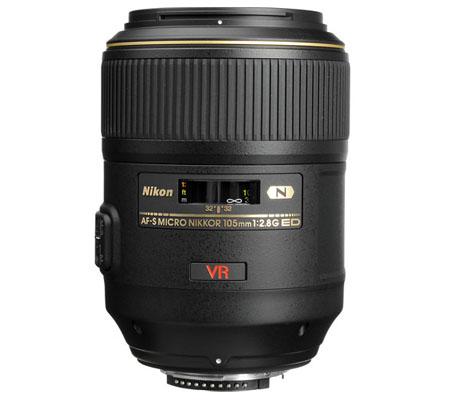 Nikon AF-S 105mm f/2.8G VR Micro IF-ED N