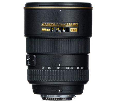 Nikon AF-S 17-55mm f/2.8G DX IF-ED