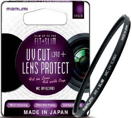 Marumi Fit+ Slim MC UV Filter 43mm