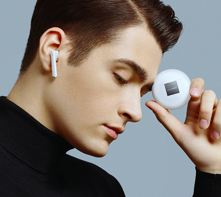 Wireless Earphone Huawei FreeBuds 3 with Active Intelligent Noise Cancellation Black 100% BRAND NEW