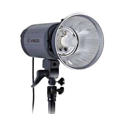 Visico VC-300HH 220V Unique Studio Lighting Kit