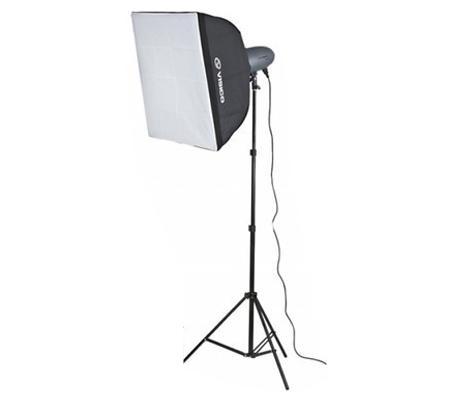 Visico VL-300HH 220V Studio Lighting Softbox Kit