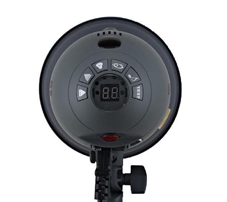 Visico VL-400HH 220V Umbrella Studio Lighting Kit