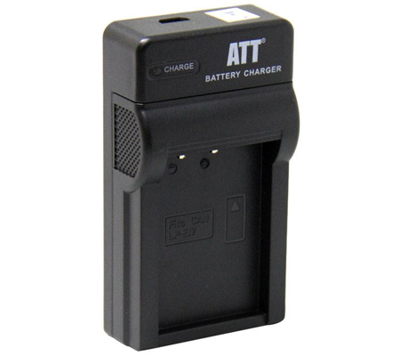ATTitude Canon LP-E17 Battery + Charger for Canon M3/M5/750D/760D