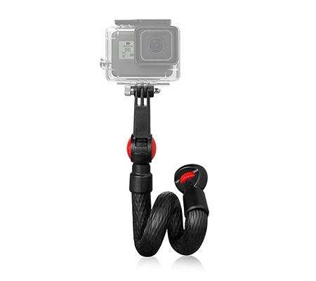 Fotopro UFO Mogo Basic Flexible Monopod Black Red