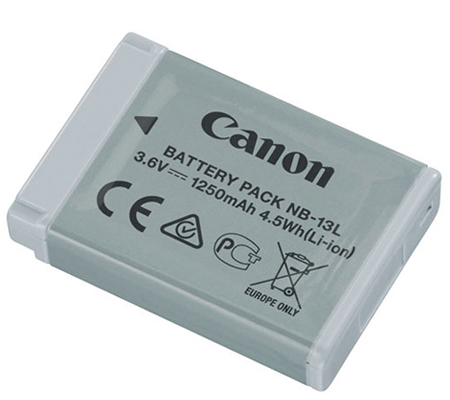 Canon NB-13L Battery For PowerShot G7 X/G5 X/G7X II/ SX620/ SX720/ G9X/ G9X II