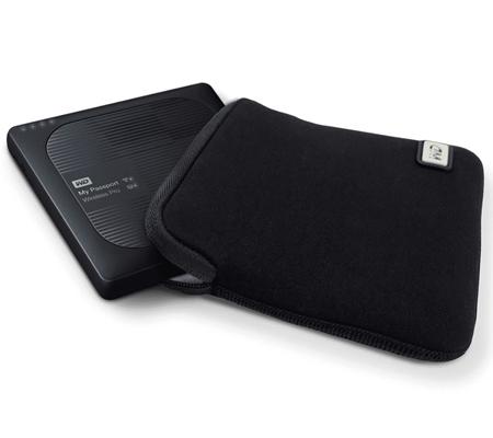 WD My Passport Wireless Pro Neoprene Case