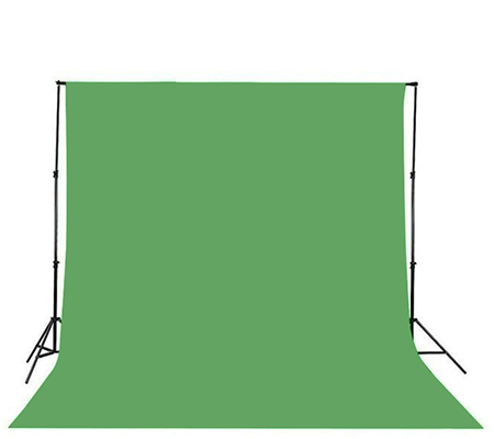 BD Background Paper-Green 2.72m X 11m