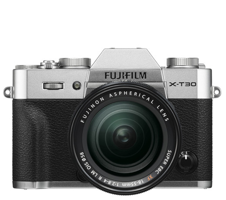 Fujifilm XT30 Kit 18-55mm F/2.8-4 OIS Silver
