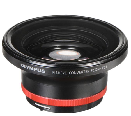 Olympus Fisheye Tough Lens Pack FCON-T01