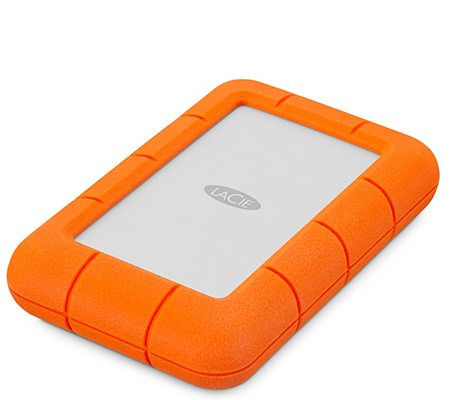 LaCie Rugged Mini LAC9000633 [USB 3.0/4 TB] Harddisk