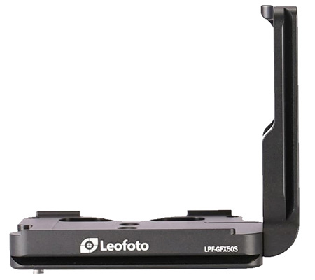 Leofoto L-Plate for Fujifilm GFX 50S.