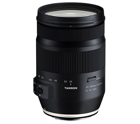 Tamron for Nikon 35-150mm f/2.8-4 Di VC OSD