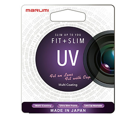 Marumi Fit + Slim MC UV 55mm